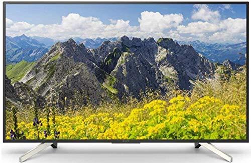 Sony Bravia 138 cm (55 Inches) 4K LED Smart TV KD-55X7500F (Black) (2018 Model)