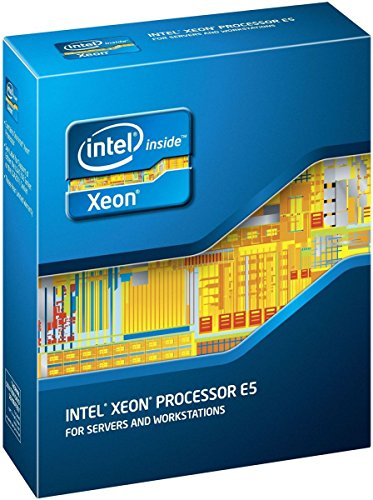 Intel Computadora CPU 3.0 12 BX80660E52687V4