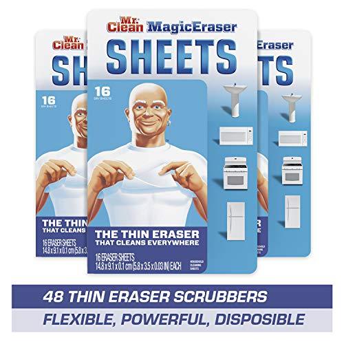 Magic Eraser for Spray Tan Removal