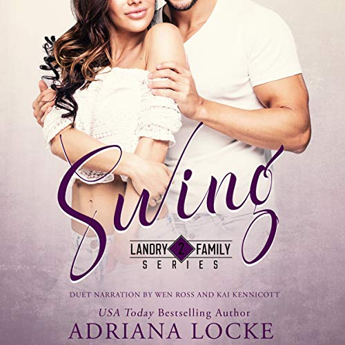 Swing audiobook cover art