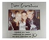Ganz Three Generations Frame 4'x6' (EJ0441)