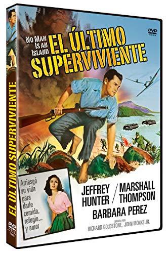 El Último Superviviente DVD 1962 No Man Is an Island