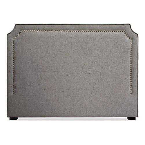 Tête de lit Milana 160cm Tissu Taupe