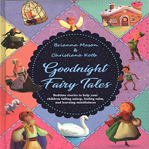 Goodnight Fairy Tales cover art