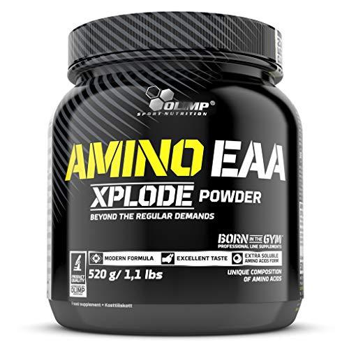 OLIMP SPORT NUTRITION Amino EAA Xplode Powder Ice Tea Peach, 520 g