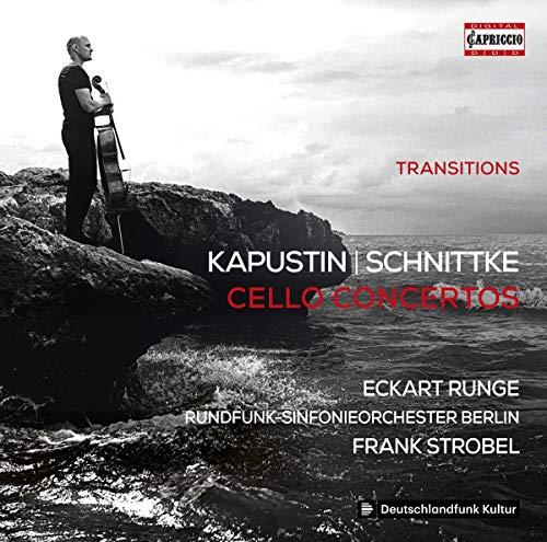 Kapustin/Schnittke: Konzerte Für Violoncello und Orchester