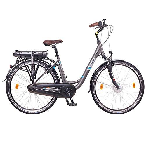 NCM Munich Tiefeinsteiger Trekking City E-Bike Bild 4*