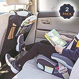 Best Kick Mats - EcoNour Back Seat Protectors for Kids| Car Kick Review