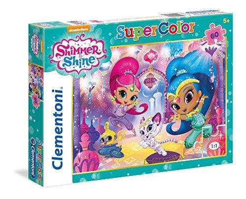 Clementoni - Puzzle 60 Piezas Shimmer & Shine 26969