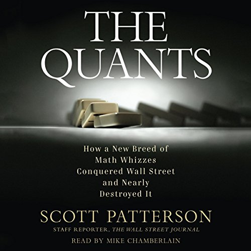 The Quants audiobook cover art