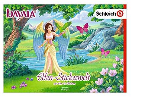 bayala® Elfen-Stickerwelt