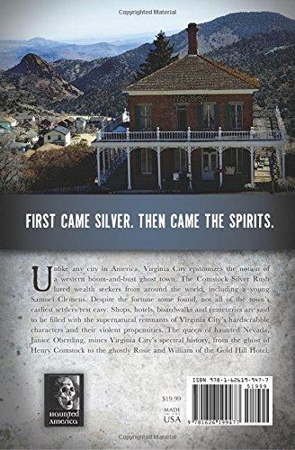 Haunted Virginia City (Haunted America)