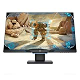 HP - Gaming 27mx Monitor TN, Schermo 27 Pollici FHD, Risoluzione 1920 x 1080, Micro-Edge, Tecnologia AMD FreeSync, Tempo di Risposta 1 ms, Frequenza 144 Hz, Regolabile in Altezza, Pivoting 90°, Nero