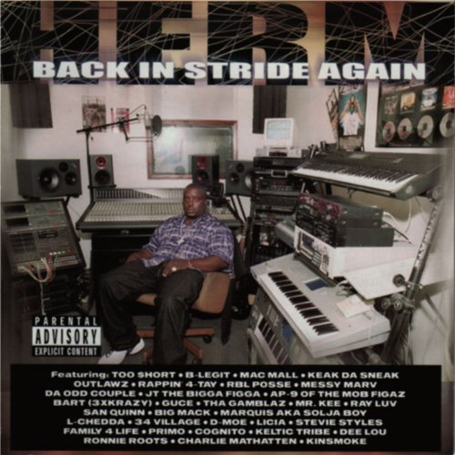 Back In The Stride Again [Explicit]