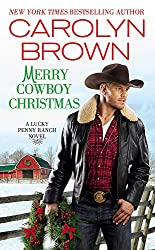 merry christmas cowboy cover
