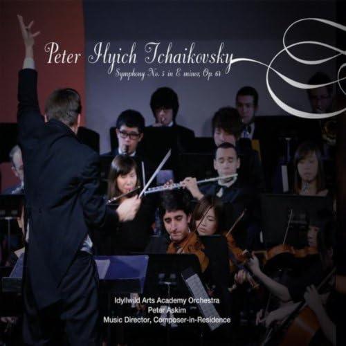 Idyllwild Arts Academy Orchestra; Peter Askim