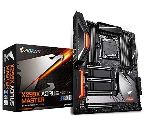 Gigabyte X299X AORUS Master (X299,S2066,E-ATX,DDR4)