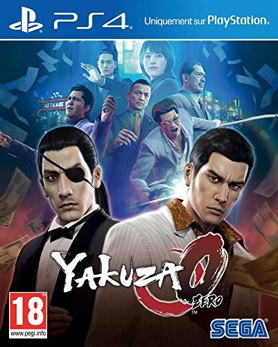 Yakuza 0 - PlayStation 4 - [Edizione: Francia]