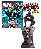 Figura de Plomo Marvel Figurine Collection Especial SPIDERMAN BLACK