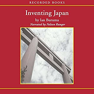 Inventing Japan [Modern Library Chronicles] audiobook cover art