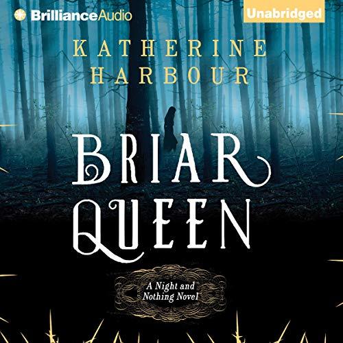 Briar Queen audiobook cover art