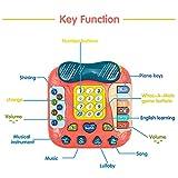 Zoom IMG-1 giochi montessori telefono giocattolo per
