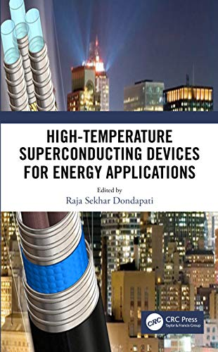 High-Temperature Superconducting Devices for Energy Applications Front Cover