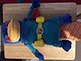 Disney Perry Mission Marvel Plush - 13 1/2''