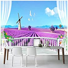 Wallpaper Wall Mural Large Custom Home Decor 3D Sea View from Penthouse Scenery Tv Background Self Adhesive Wallpaper Murals,430Cmx300Cm