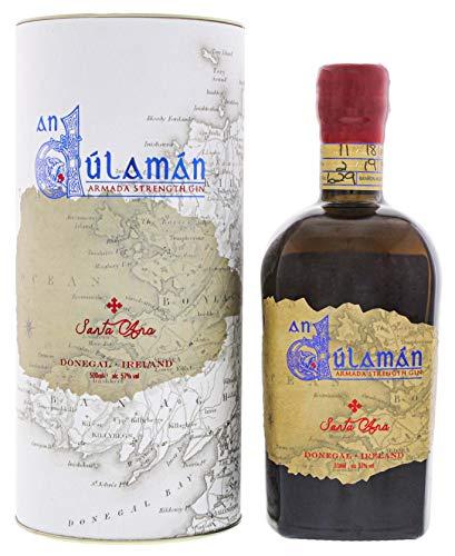 An Dulaman Santa Ana Armada Strenght Gin 0,5L -GB- Gin (1 x 0.5 l)