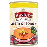 Baxter Baxters Favoritos Crema de Tomate Sopa 400g x 12...
