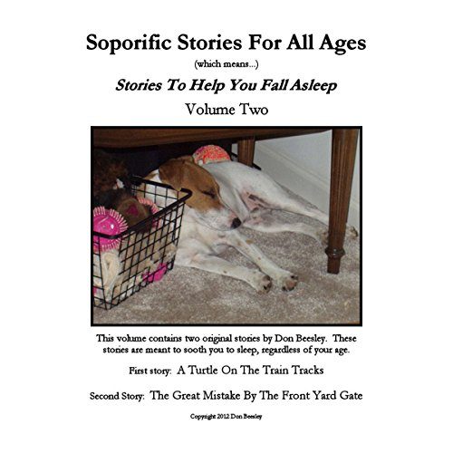 Soporific Stories for All Ages, Volume 2 audiobook cover art