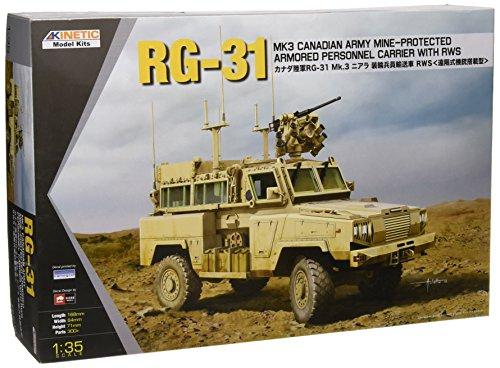 Maquette RG-31 MK3 Canada Army