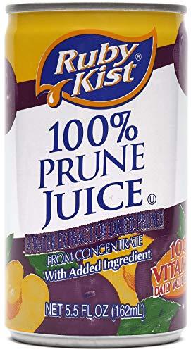 Ruby Kist, Prune Juice, 5.5 oz, 48 per case
