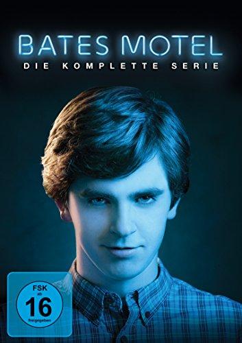 Bates Motel - Die komplette Serie (15 Discs)
