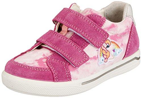 RICOSTA Mädchen Nancy Sneaker, Pink (Candy), 33 EU