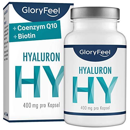 GloryFeel® Hyaluronsäure Kapseln 400mg -...