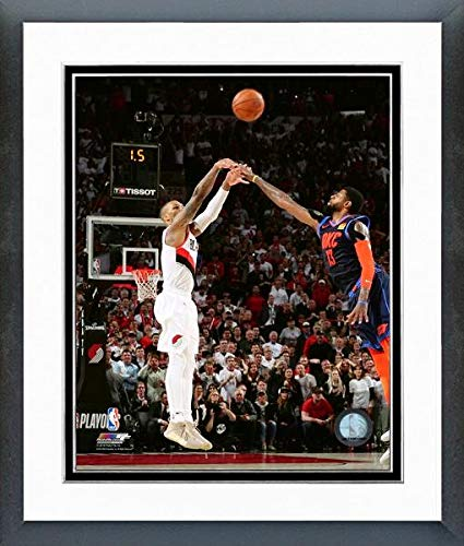 Greg Oden Portland Trailblazers NBA Framed 8x10 Photograph 2007 #1 Draft Pick