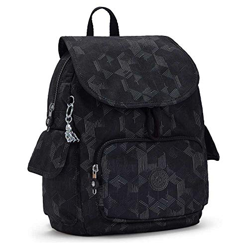 Kipling Women's City Pack S Casual Daypacks, Mysterious Grid, One Size