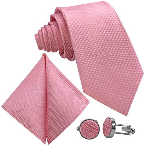 GASSANI - 3- Cravate et mouchoir de poche TIE
