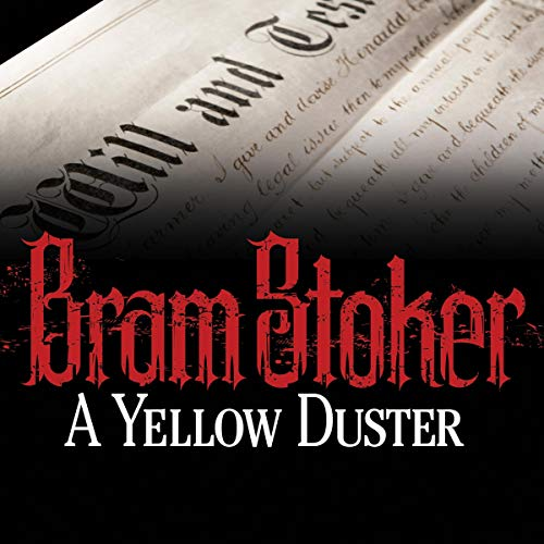 A Yellow Duster cover art