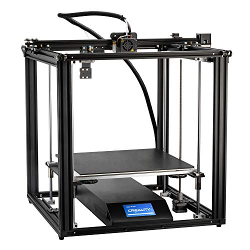 Official Creality 3D Ender 5 Plus 3D Printer with BL Touch Auto-Level, Touch Screen,Dual Z-Axis, Large Build Volume 350x350x400mm 80% Pre-Assembled