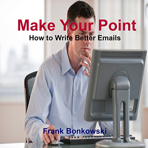 Make Your Point audiobook cover art