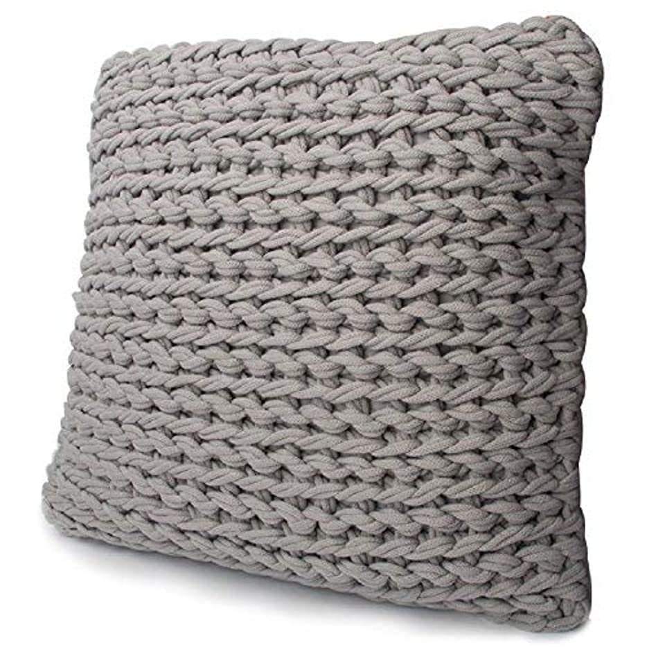 拮抗広範囲にチャーターBattilo Roving Handmade Knit Cushion Throw Pillow for Home Decor Sofa Chair Bed 20