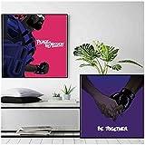 xiongda Major Lazer Poster Rapper Musikalbum Kunst Poster