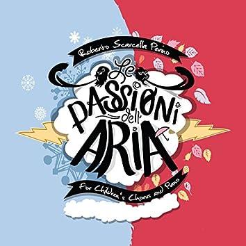 Le passioni dell'Aria