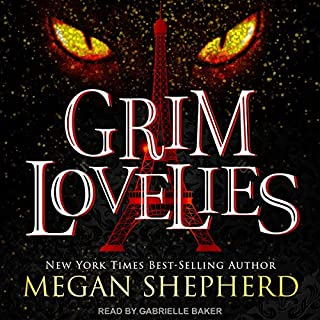 Grim Lovelies audiobook cover art