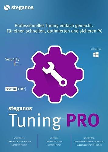günstig Steganos Tuning PRO – Professionelles Tuning war noch nie einfacher!  Windows 10 |  8 |  7 [Download] Vergleich im Deutschland