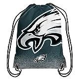 Philadelphia Eagles NFL Gradient Drawstring Backpack
