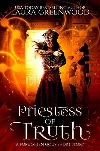 Priestess of Truth: A Forgotten Gods Short Story (English Edition)